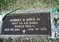 Albert Broadwater Davis, Sr