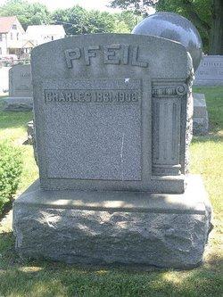 Pvt Charles B. Pfeil, Jr