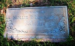 Mollie <i>Parmer</i> Lowrance