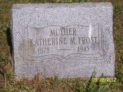 Katherine M. Frost