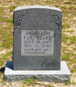 Angie Lou <i>Gibson</i> Beard