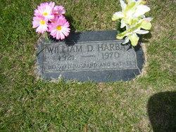William D Harban