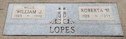 Roberta Marie <i>Amlin</i> Lopes