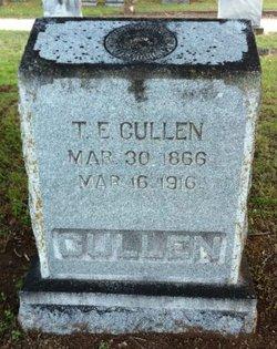 Theodore Edwin Cullen