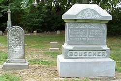 Catherine A <i>Enos</i> Bouscher