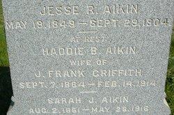 Jesse R Aikin