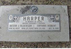 Nathan Robert Pete Harper
