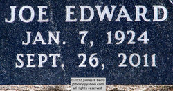 Joe Edward Bizet