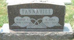 Walter H Tannahill