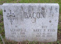 Gerard Jerry Bacon