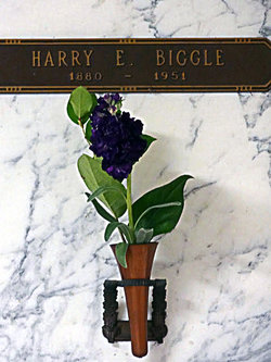 Harry Easton Biggle, Sr