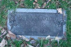 Abbie Ann Arter