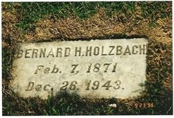 Bernard Henry Holzbach