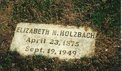 Elizabeth Estelle Lizzie <i>Needham</i> Holzbach