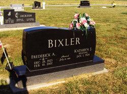 Frederick Albert Bixler