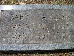 Infant Alcorn