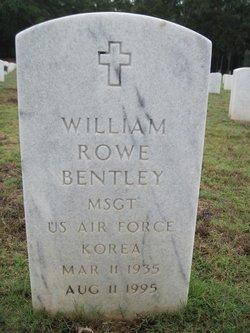 William Rowe Bill Bentley