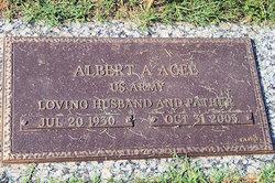 Albert A Agee