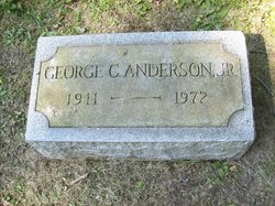 George C Anderson, Jr