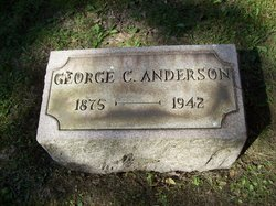 Dr George C Anderson