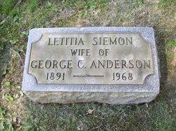 Letitia Anderson