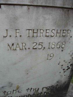 Joseph Franklin Frank Thrasher