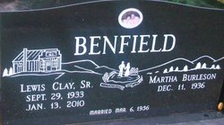 Lewis Clay Clay Benfield, Sr