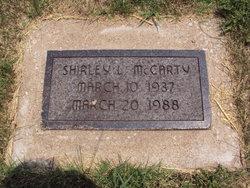Shirley Lee McCarty