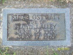 Sudie Pauline <i>Ostwalt</i> Alley