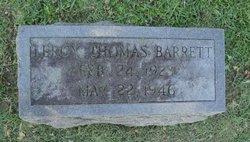 Leroy Thomas Barrett