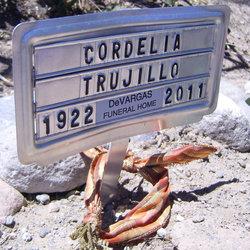 Cordelia Cordie <i>Ortega</i> Trujillo