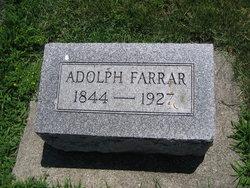 Adolph Farrar