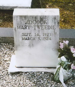 Mary Tweedie Adcock