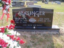 Ina Faye <i>Griffie</i> Basinger