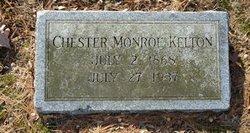 Chester Monroe Kelton