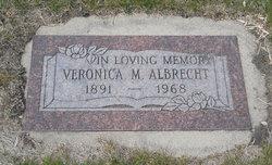 Veronica M. Albrecht