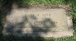 Daisy <i>Harrington</i> Boyd