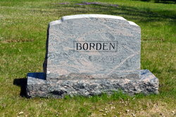 Richard M Borden