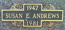Susan E Andrews