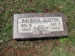 Balbina Austin