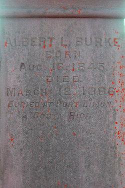Albert L Burke