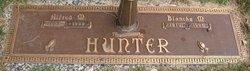 Blanche M Hunter
