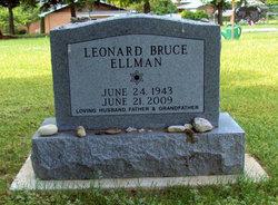 Leonard Bruce Ellman