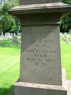 Jane Ezra <i>Whiting</i> Burke