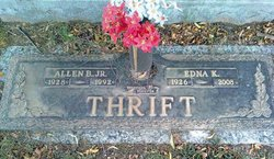Allen Bates Thrift, Jr