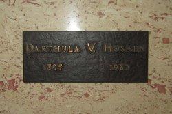 Darthula Viola <i>Ott</i> Hosken