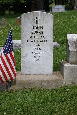 John Burke