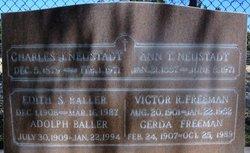 Edith <i>Strauss</i> Baller
