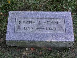 Clyde Augustine Adams