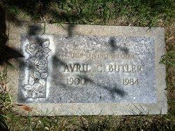 Avril Canara <i>Young</i> Russ Butler